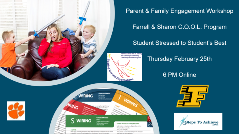 FASD Parent and Family Engagement Workshop Feb 25th